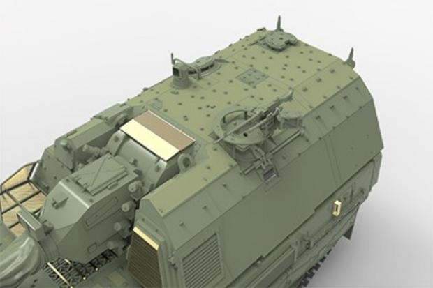 Turret Machine Gun Option 2 (Dutch FN MAG)