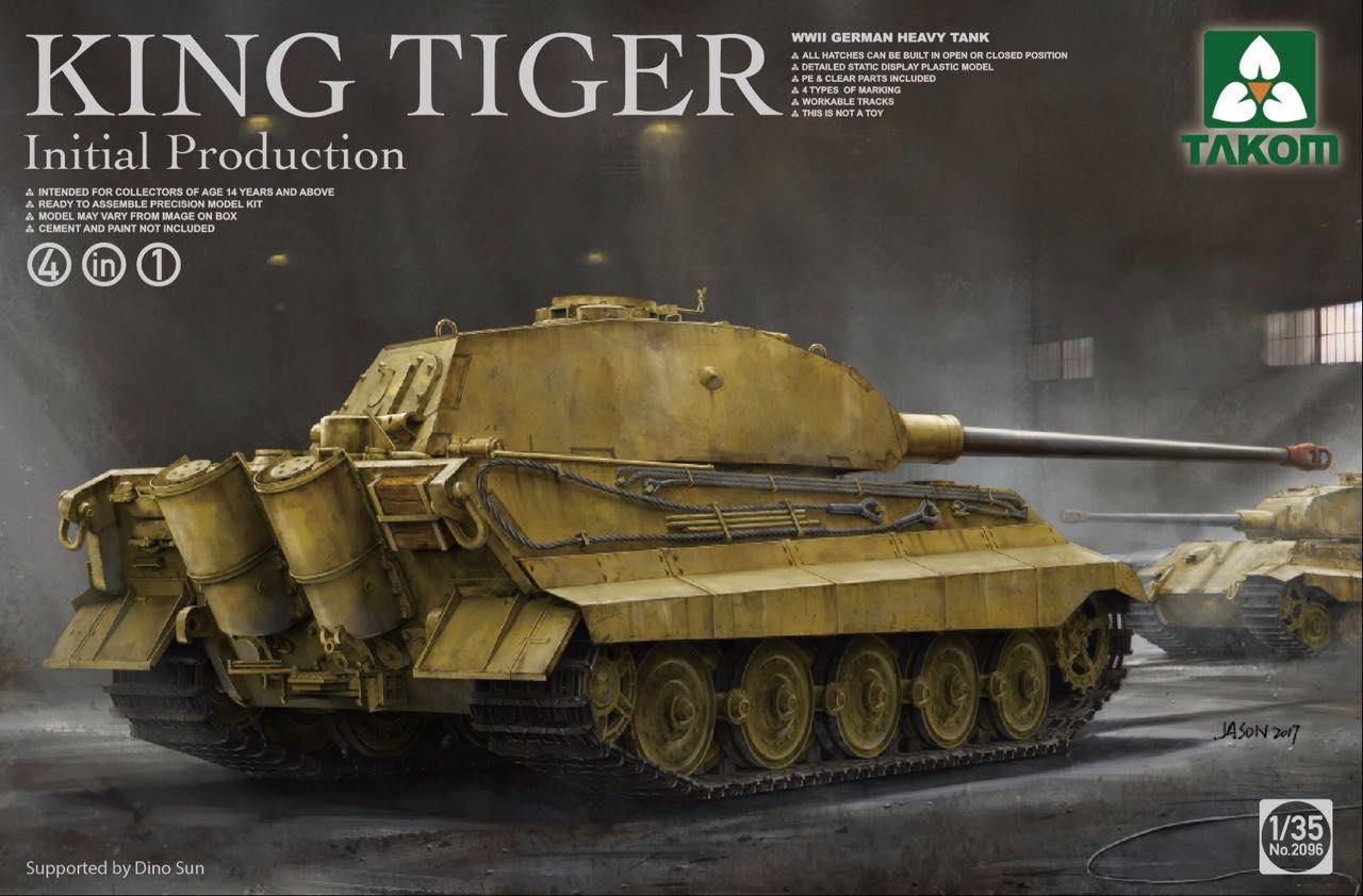 TAKOM KIT # 2096 1-35 KING TIGER INITIAL PRODUCTION.jpg