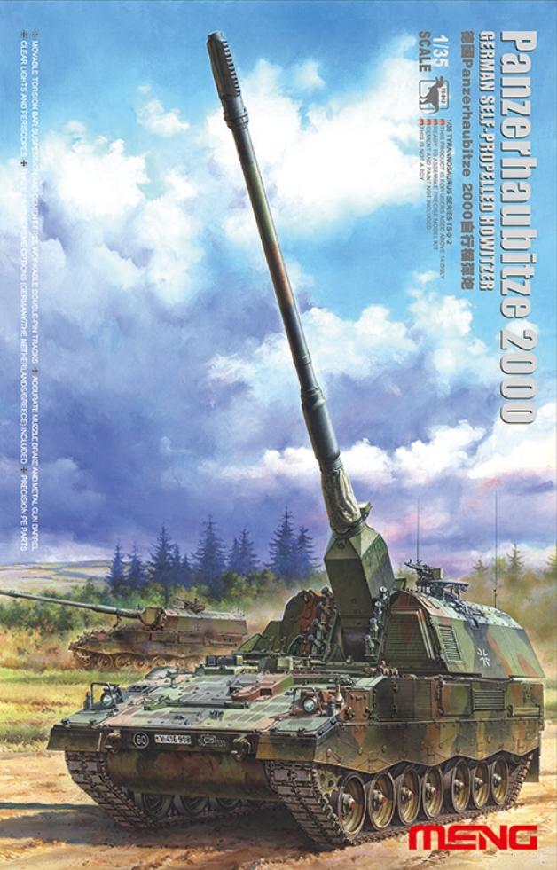 Meng Panzerhaubitze 2000 (1).JPG