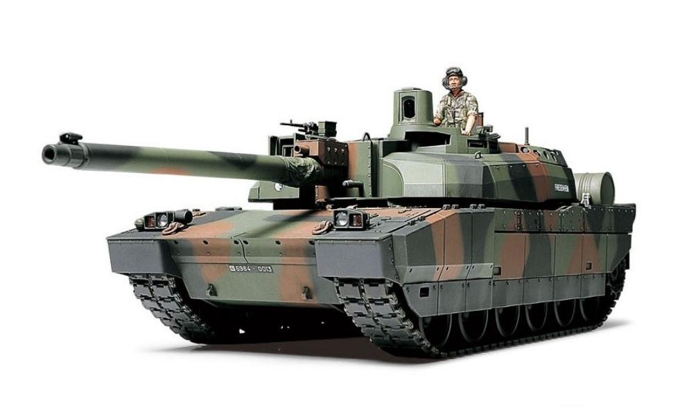 TAMIYA KIT # 35362 1-35 French Main Battle Tank Leclerc Series 2.jpg
