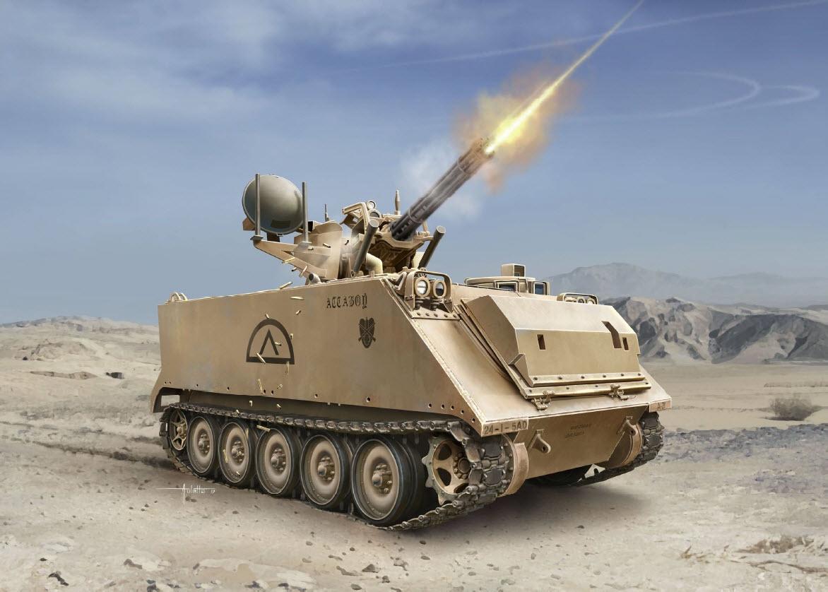 ACADEMY KIT # 13507 135 M163 VULCAN AIR DEFENSE SYSTEM.jpg