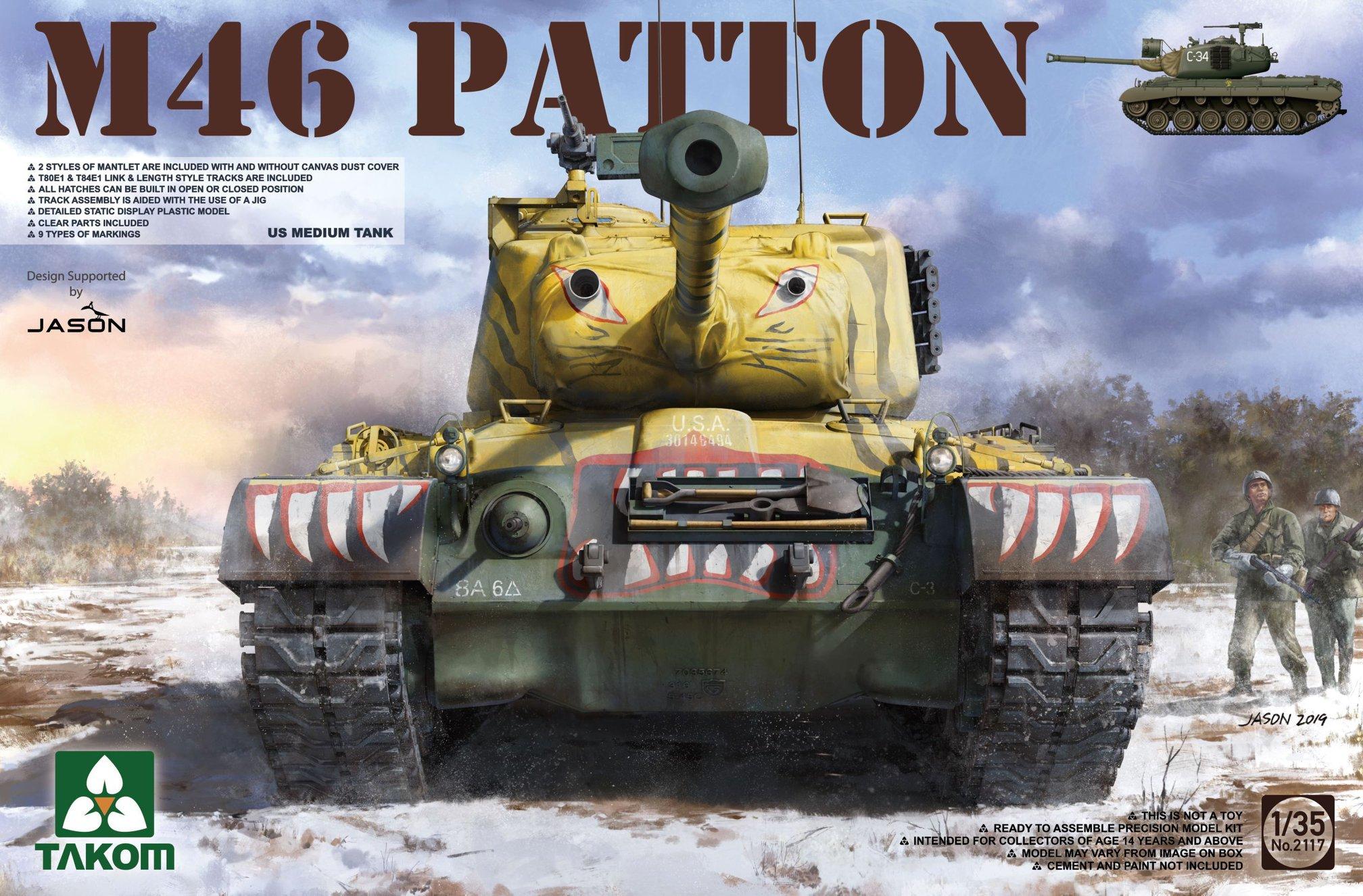 TAKOM # 2117 M46 PATTON.jpg