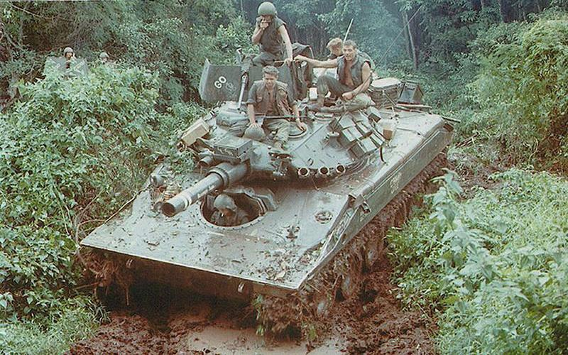M551 Sheridan, 11TH ACR.