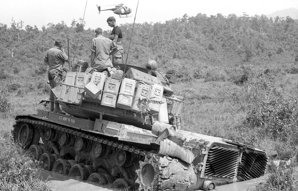 M48A3 PATTON, USA # 9A9616