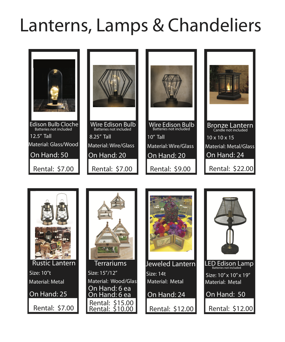 Lanterns, Lamps & Chandeliers Page 1.png