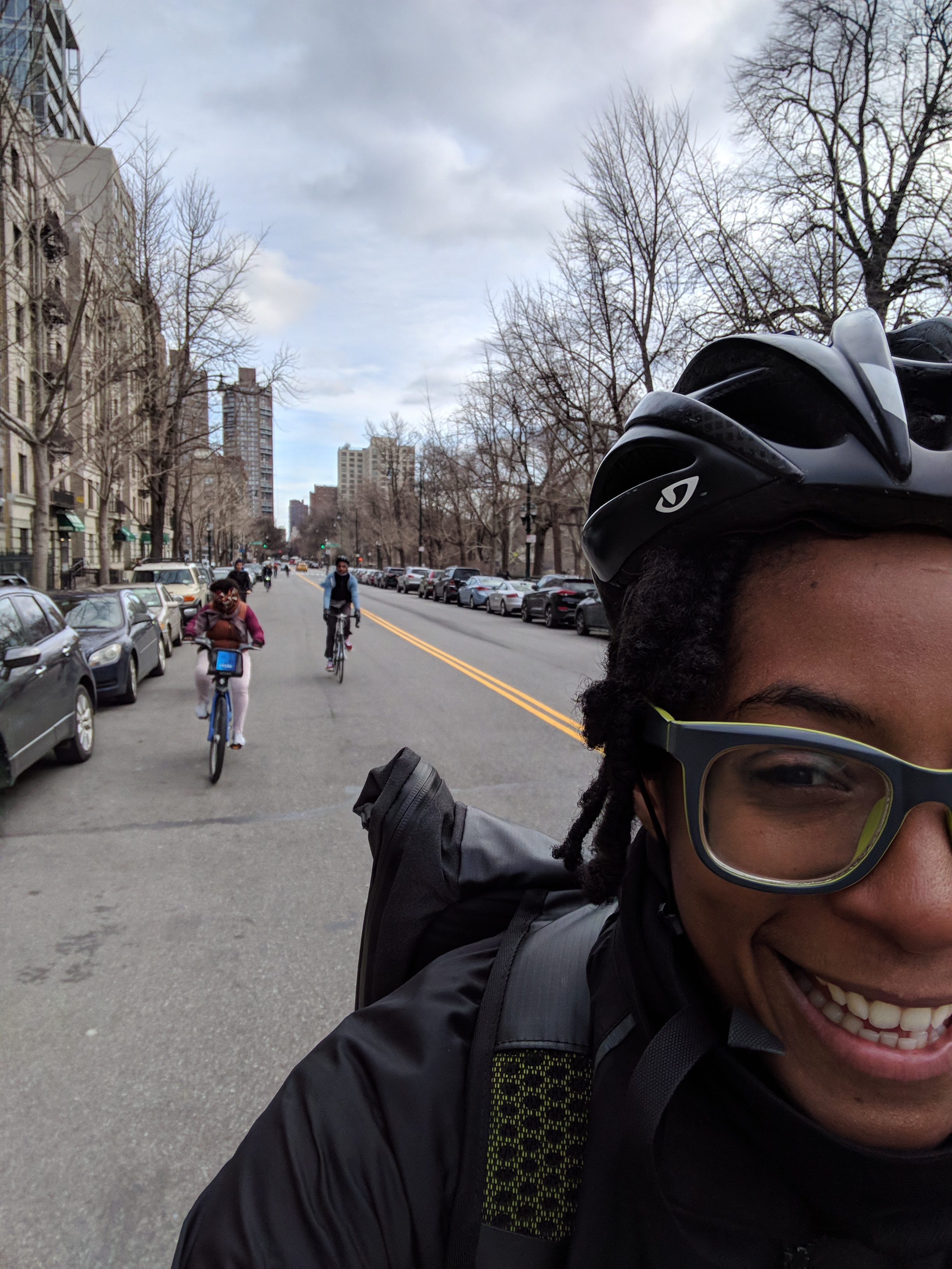Lydia mooretour co-lead - Lydia's passion for bicycles began in 2006 when their grandmother gave them a bicycle that was won in a grocery store contest. Since then, they have adventured and commuted on many different bicycles across thousands of miles around California, Chicago, Detroit, NYC, Philadelphia, and Portland. In 2014, Lydia received a Bicycle Technician Certification from United Bicycle Institute, and began their career in the bike industry. In 2017, Lydia joined Different Gear, a Brooklyn based ride series for QTPOC, and began organizing and leading QTPOC centered bike rides around NYC. Lydia has taught workshops and classes about all things bicycles; currently works as the Service Manager at Trek Bikes Chelsea; and is also studying engineering sciences at CUNY. Lydia has never owned a car.