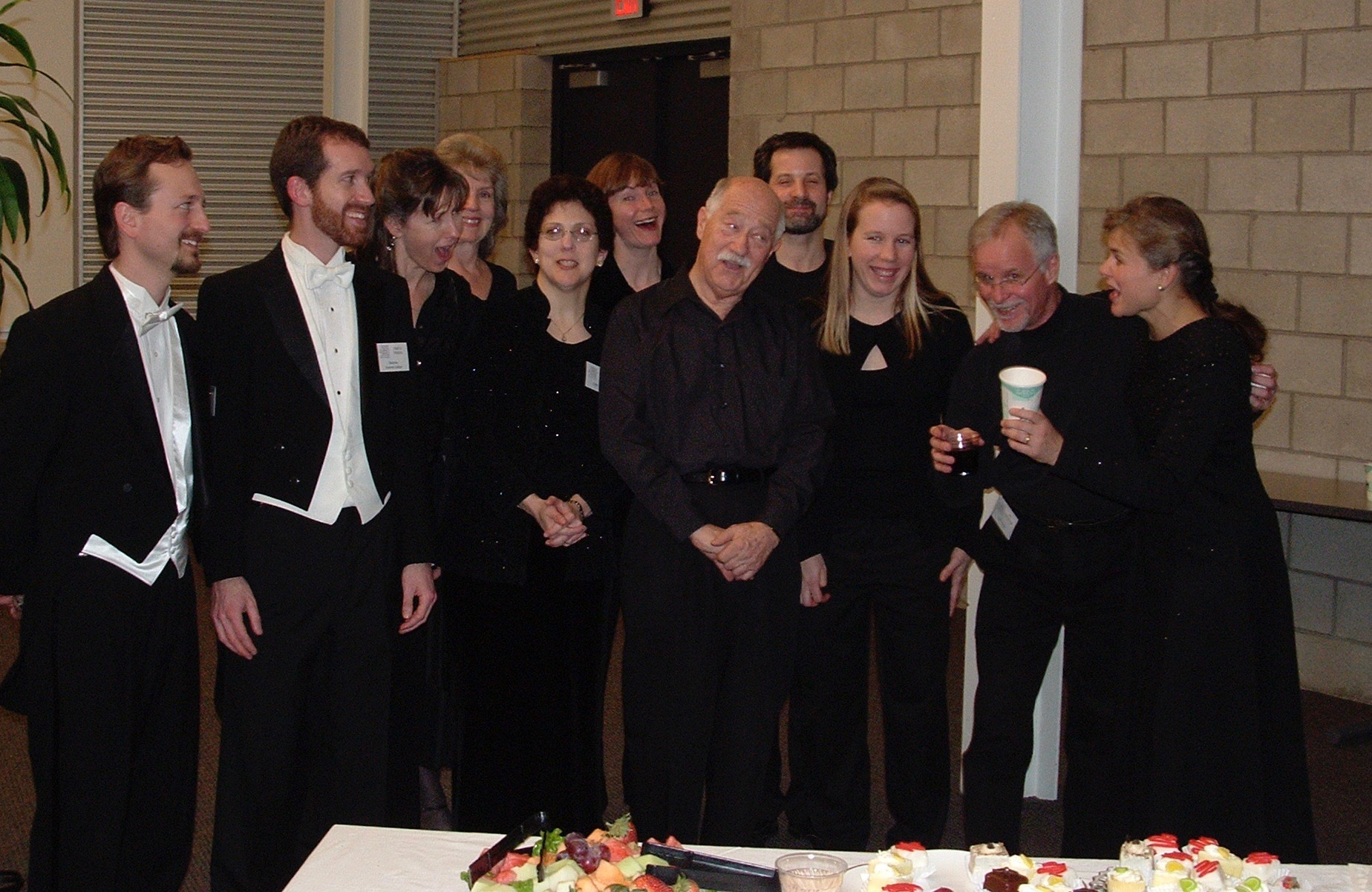 Spirited group of talented musicians, Columbus Bach Ensemble Fundraiser