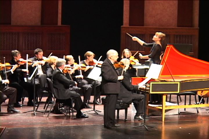 The Columbus Bach Ensemble, Southern Theatre, Columbus Ohio