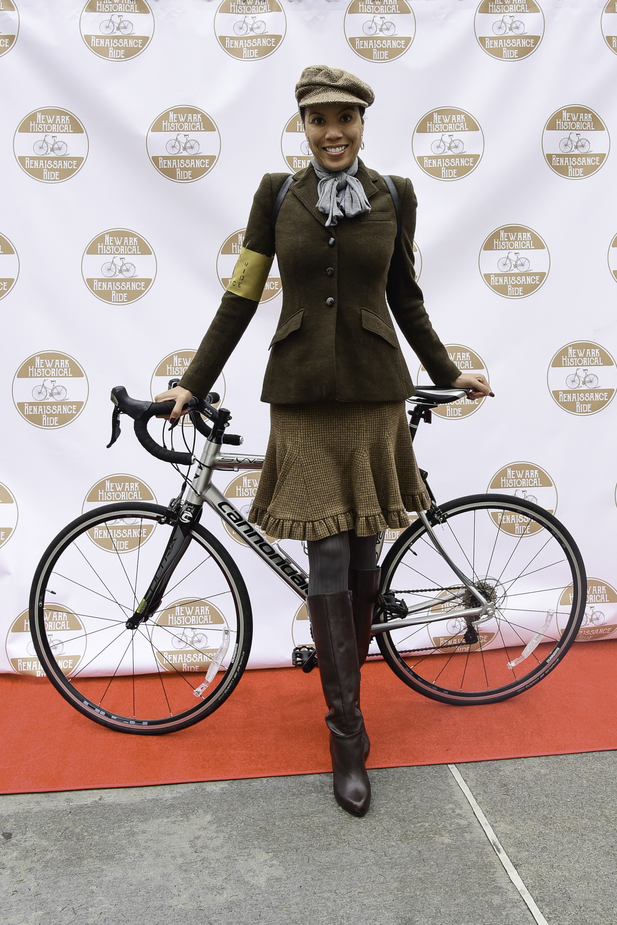 THIS is how you represent Tweed Style. - 2017 Best Dressed Winner
