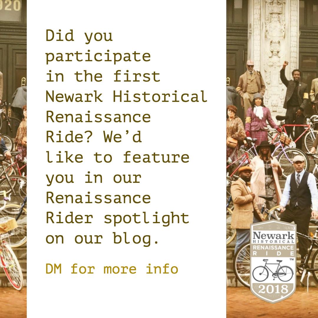 Renaissance Rider Spotlight