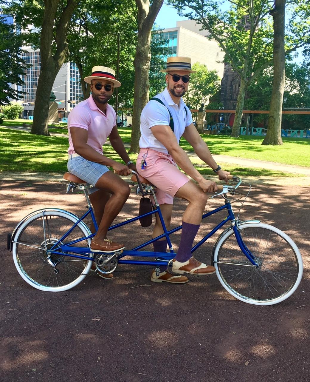 Newark Historical Renaissance Ride 2018 Best Bike Winner