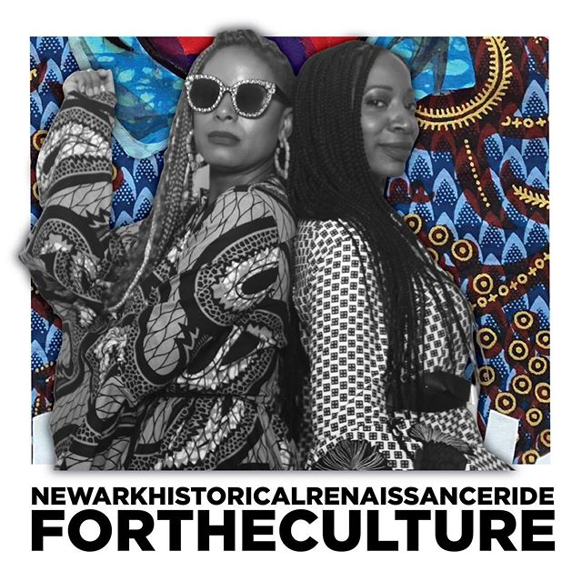 An appreciation post! For these phenomenal women sharing their art with us! . We are in appreciation of Bisa Butler @bisabutler and Nefertite Nguvu @hollywdafricans  for their presence last week's First For The Culture! . Thanks to Bisa and Nefertite . Thanks to3rd Space @3rdspacecowork 🚲 🖼 🎥 🖤💙💜