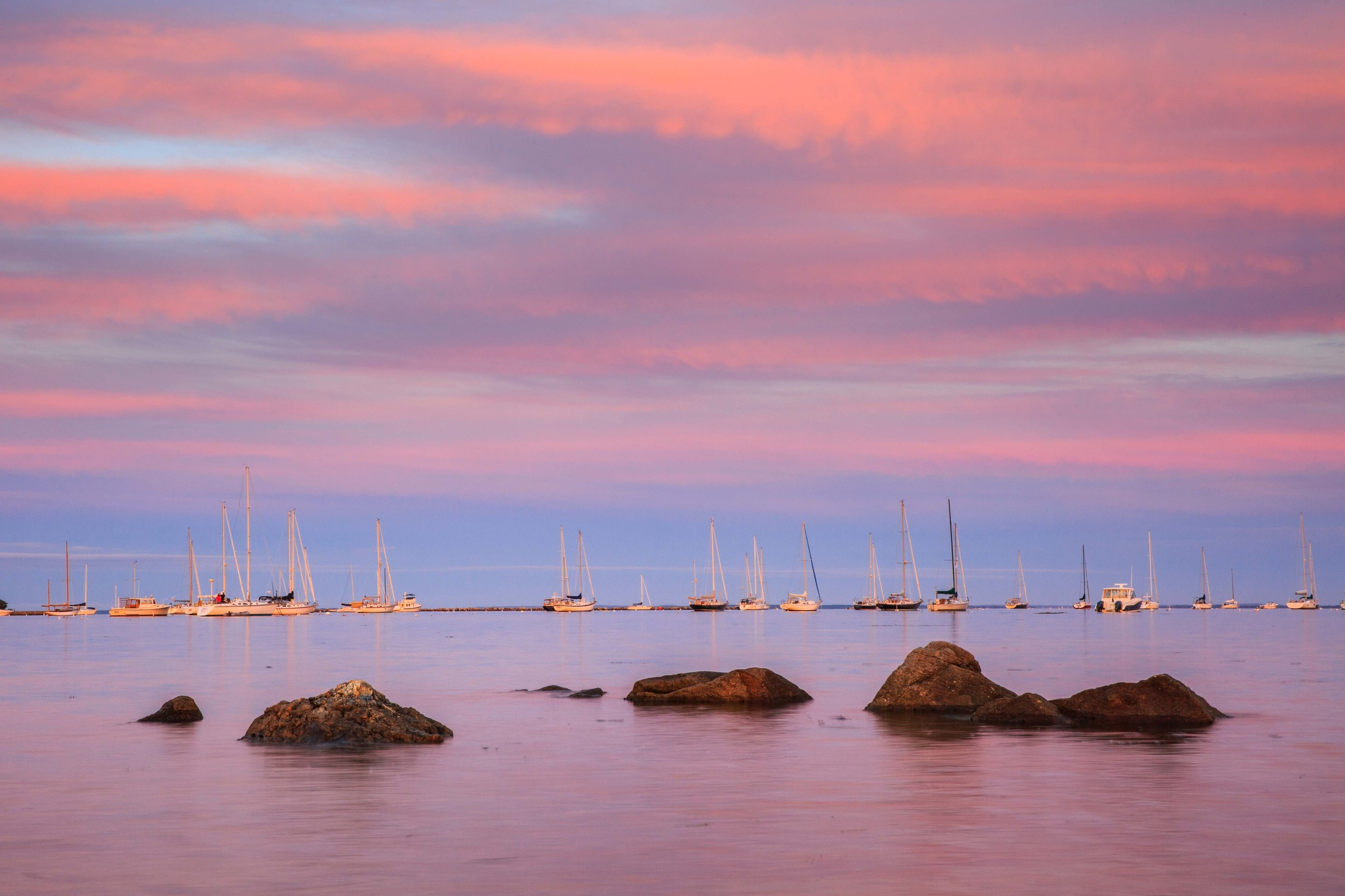 Padanaram Harbor - South Dartmouth, MA