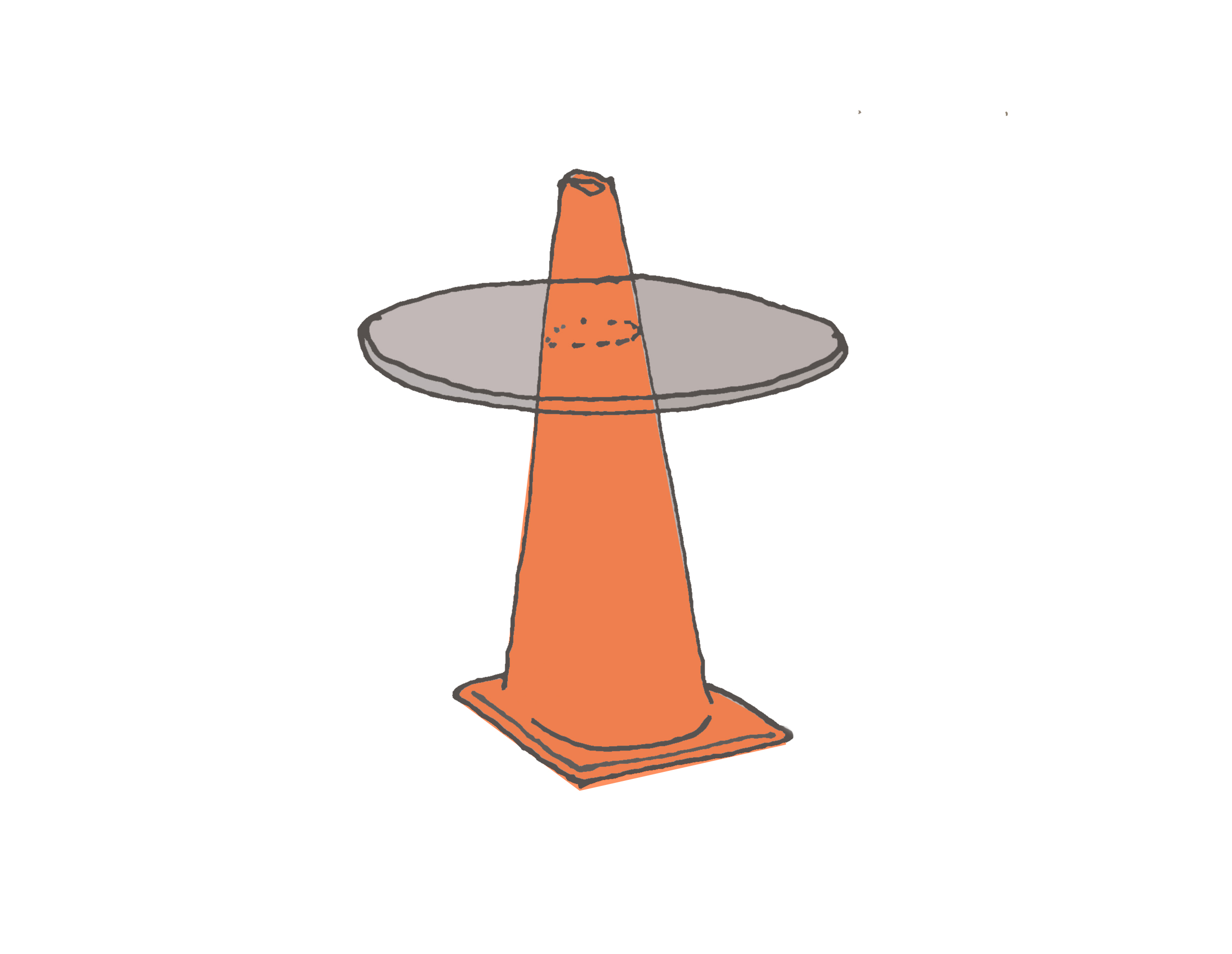 Traffic Cone Casting - Production Method Approach