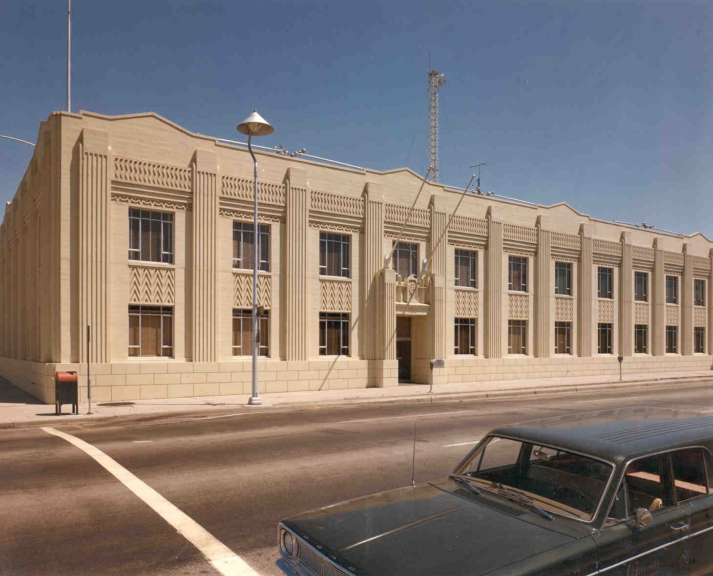 Idaho Power building : 1930 - Addition : 1956