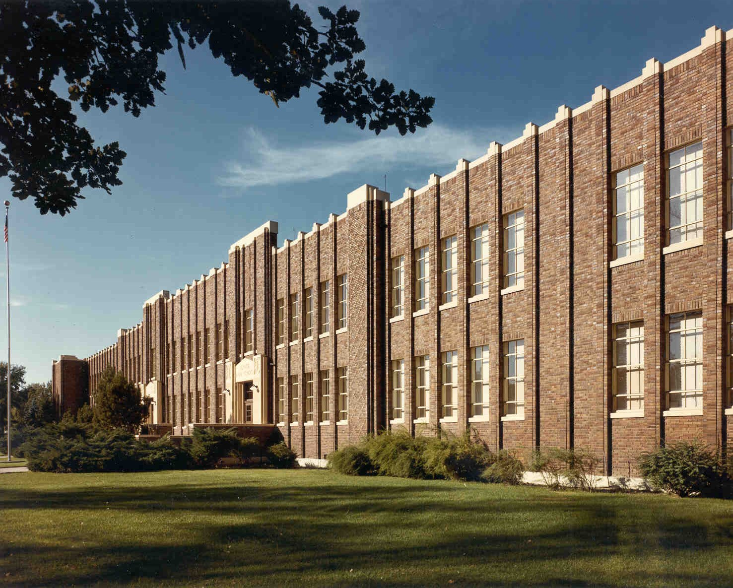 North Junior High : 1936 -