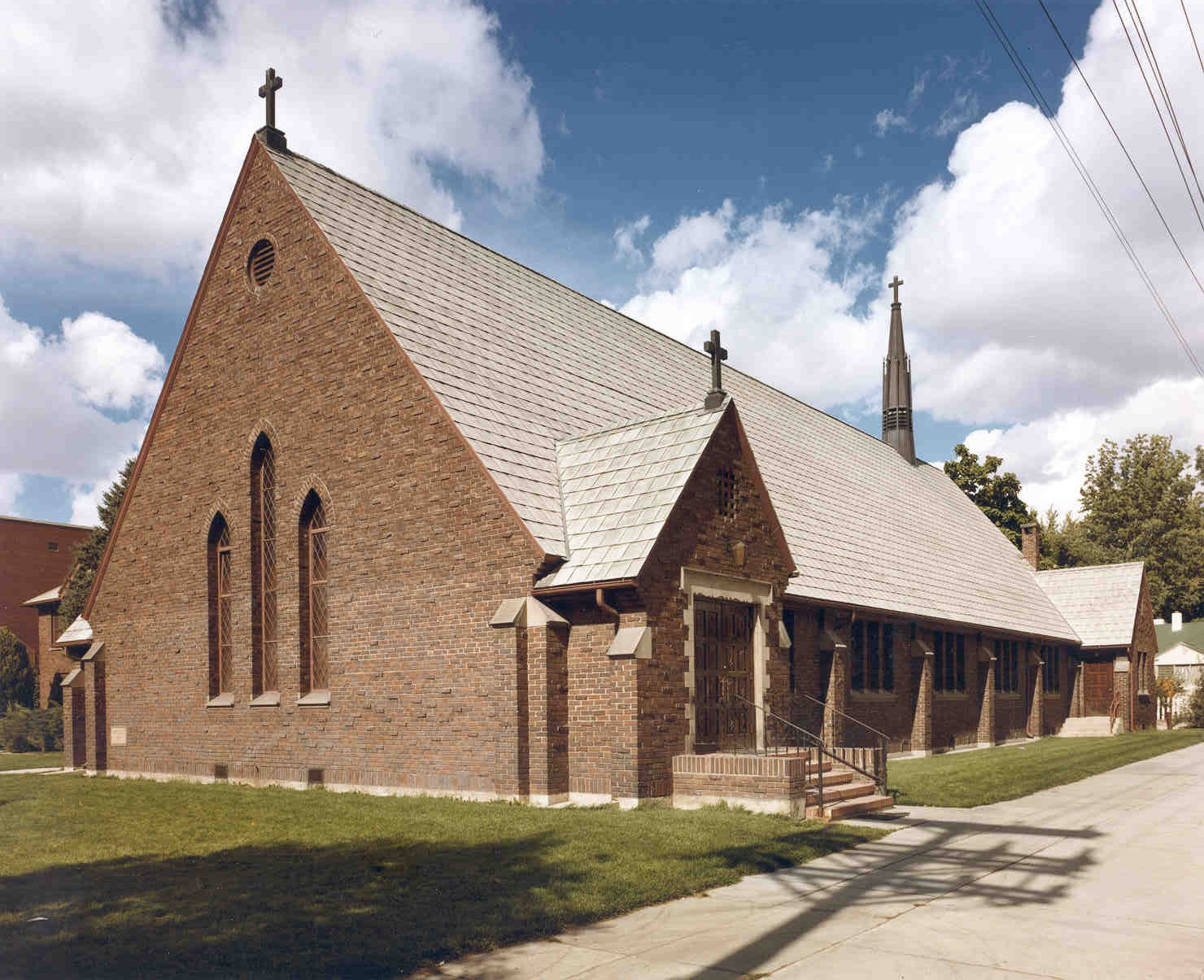 st Mary's catholic church : 1937 -