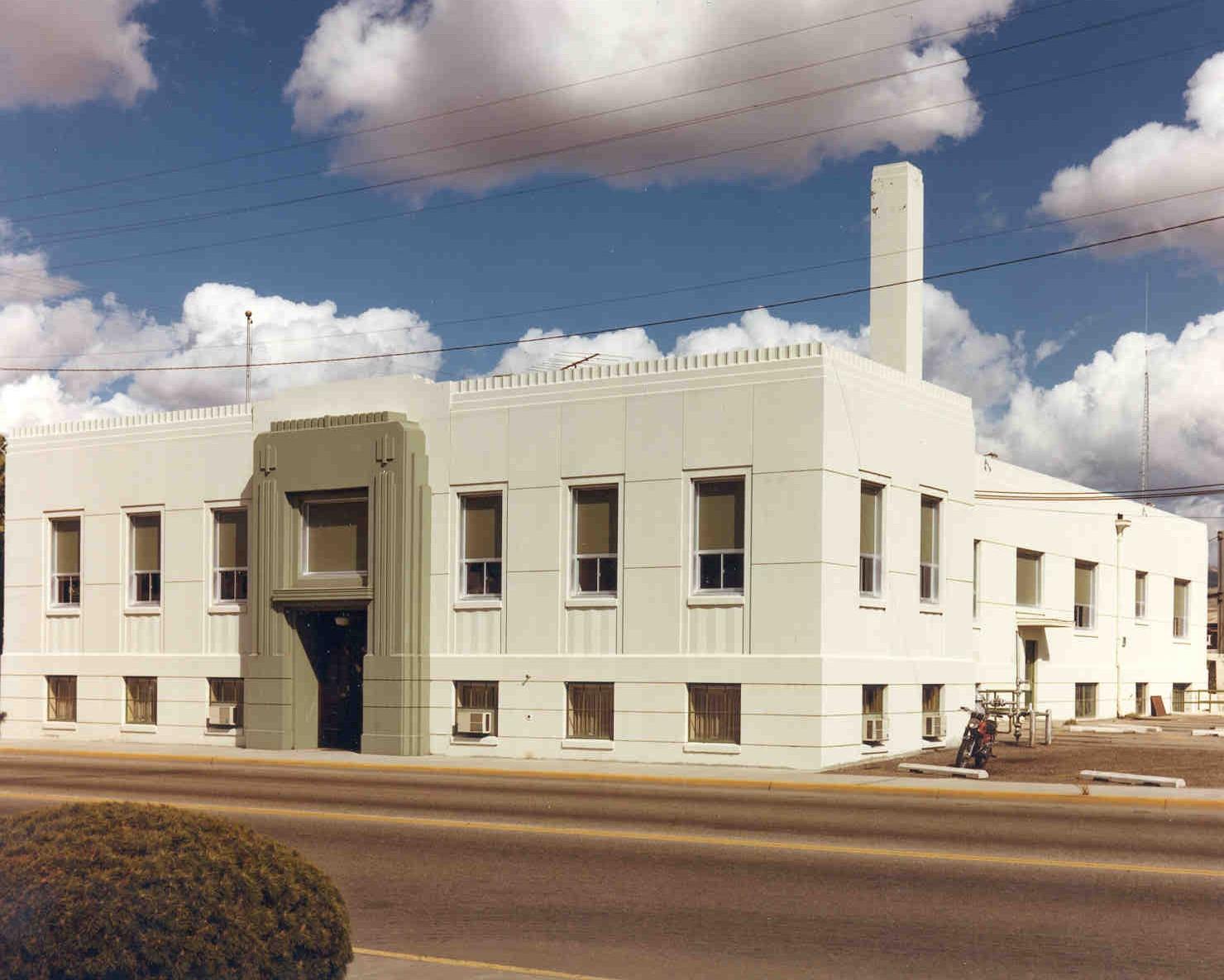 Idaho state testing laboratory : 1937 -