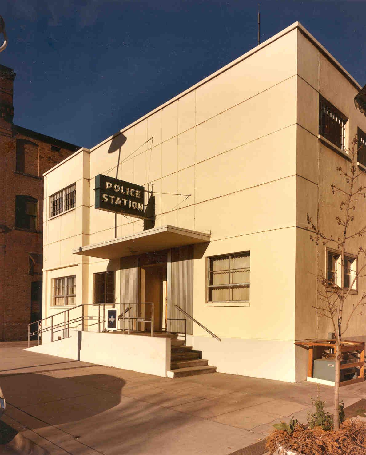 Police Station : 1953 -