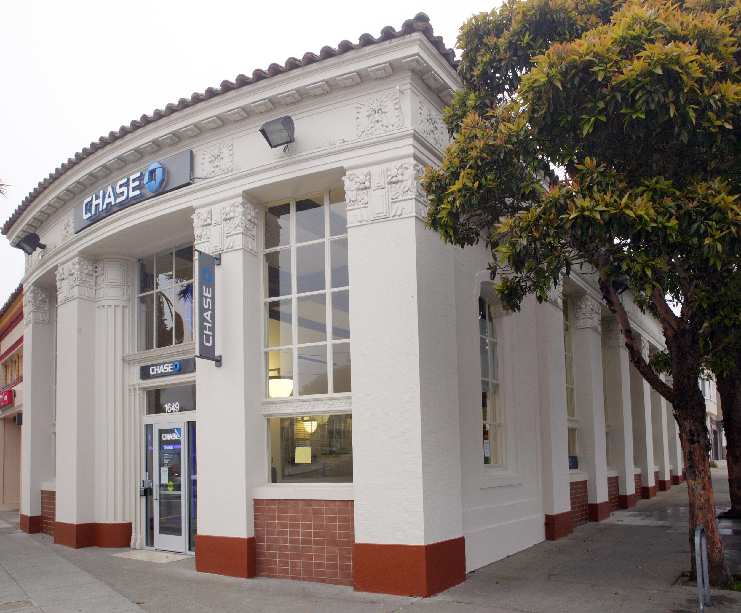 CHASE BANK, SAN FRANCISCO CA