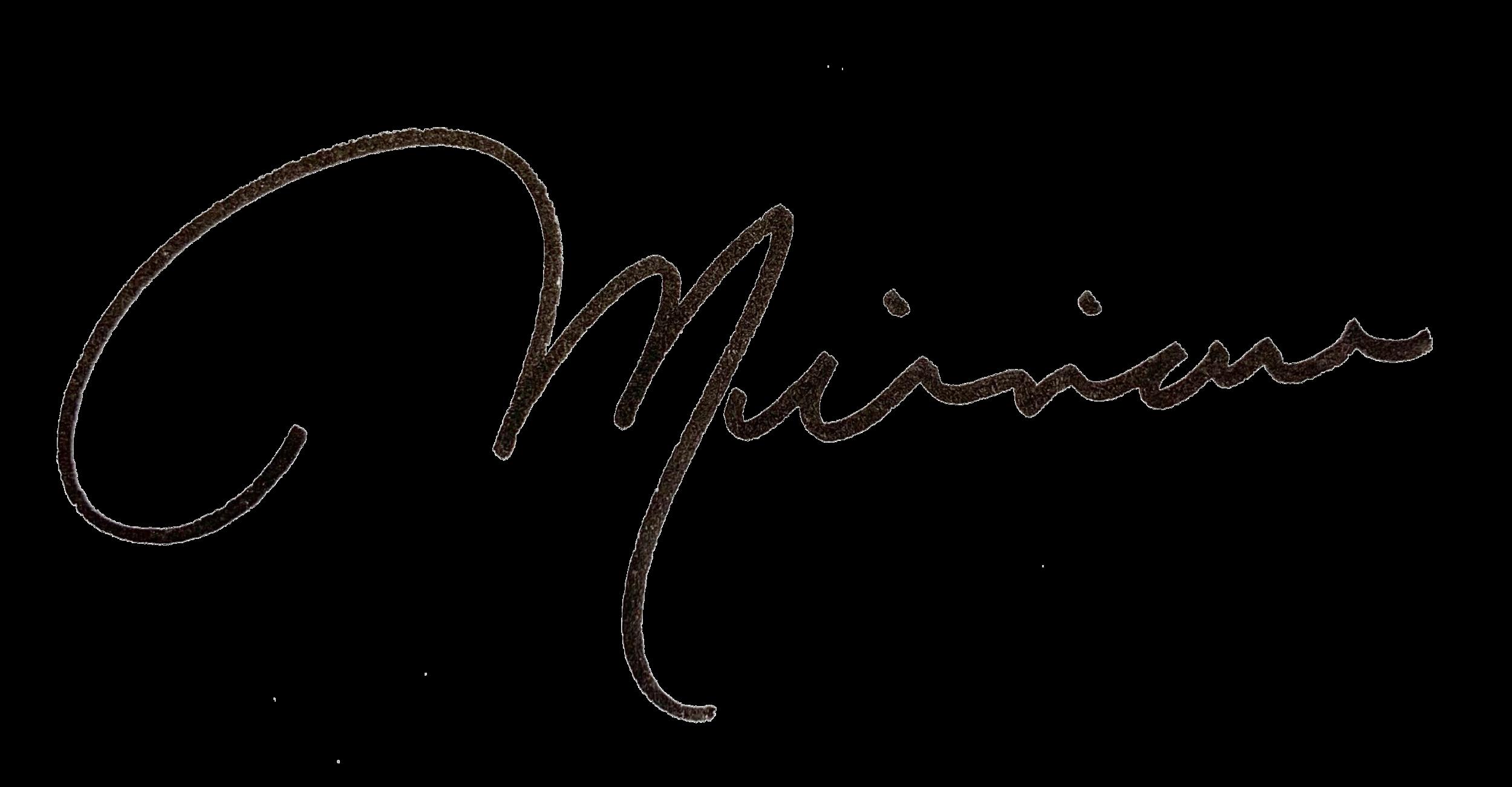 Miriam signature.png