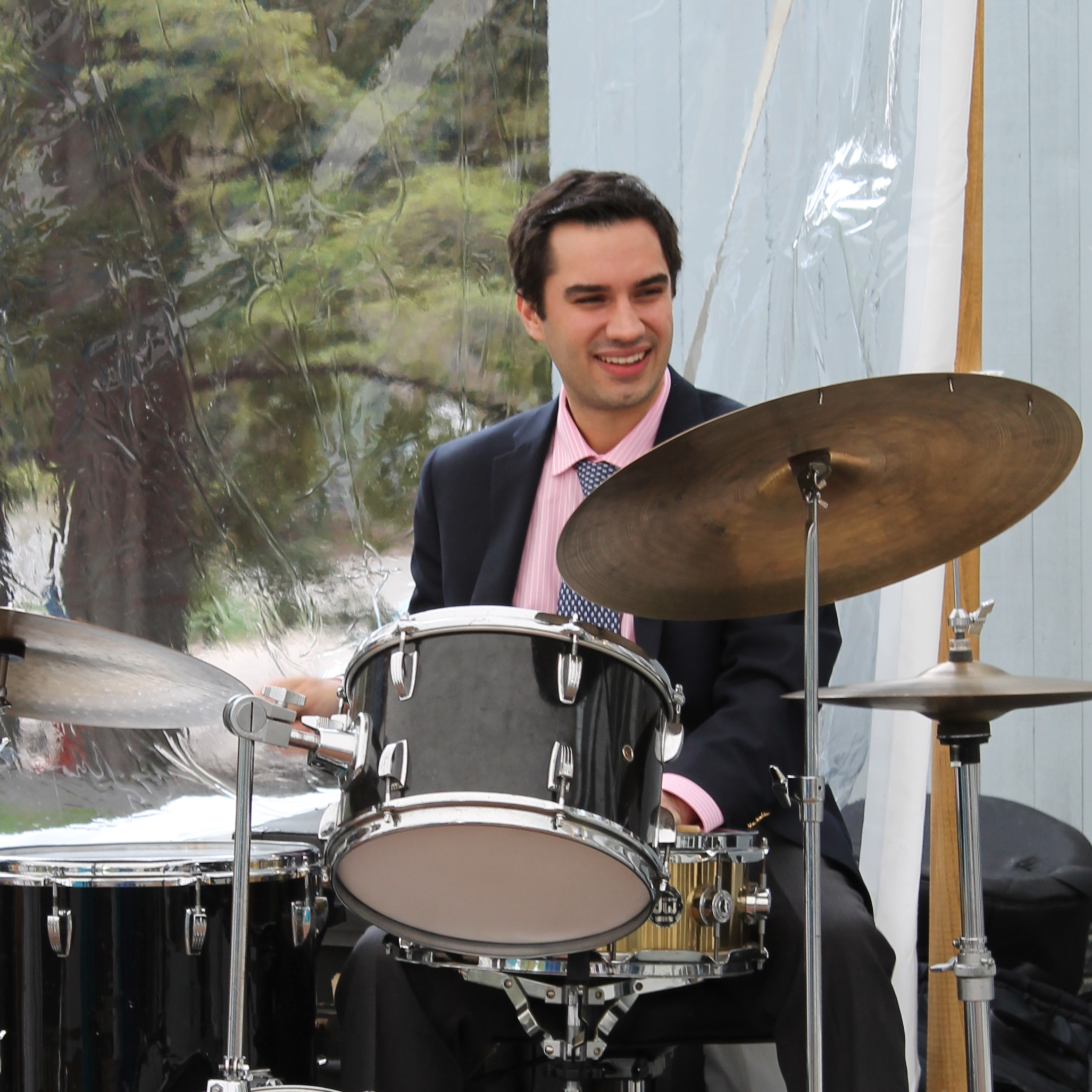 Kareem Sanjaghi Playing for the Cape Cod Chamber Annual Dinner at Heritage Museum and Gardens, Sandwich - May 17, 2016 - Photo by Jennifer Kain DeFoe copy.JPG