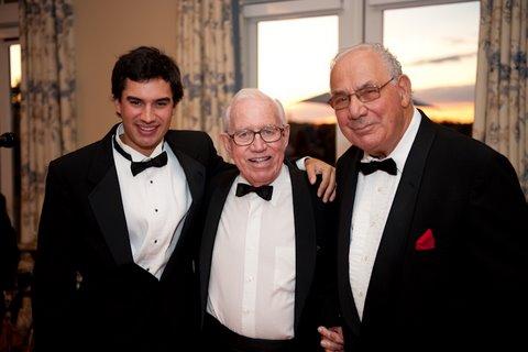2011 - Kareem, Bob Hayes, & Lou Colombo