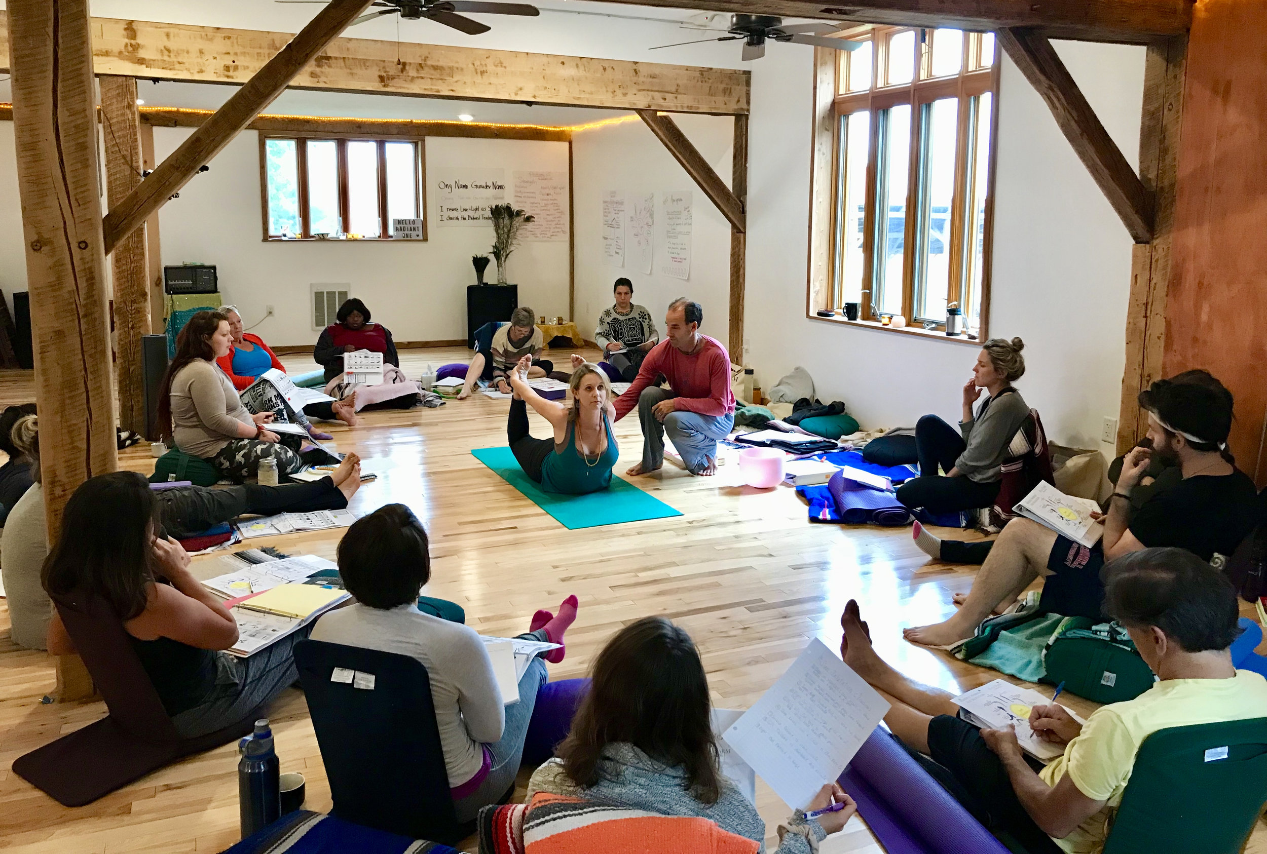 Yoga Teacher Training 200 Hour Certification In Vinyasa Hatha Power Kundalini Yoga Yoga Farm Ithaca