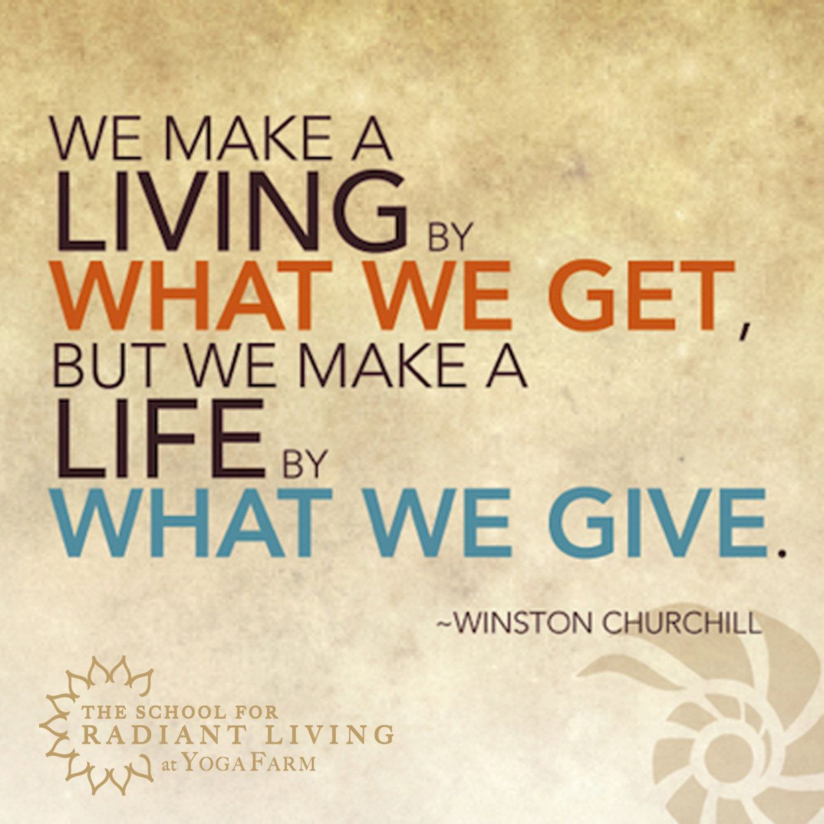 Membership-make a life by what we give.jpg