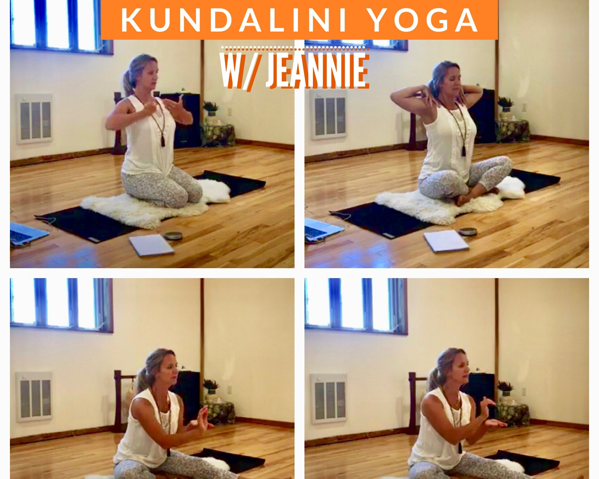Kundalini Yoga Course Online Self Guided 6 Week Course Yoga Farm Ithaca