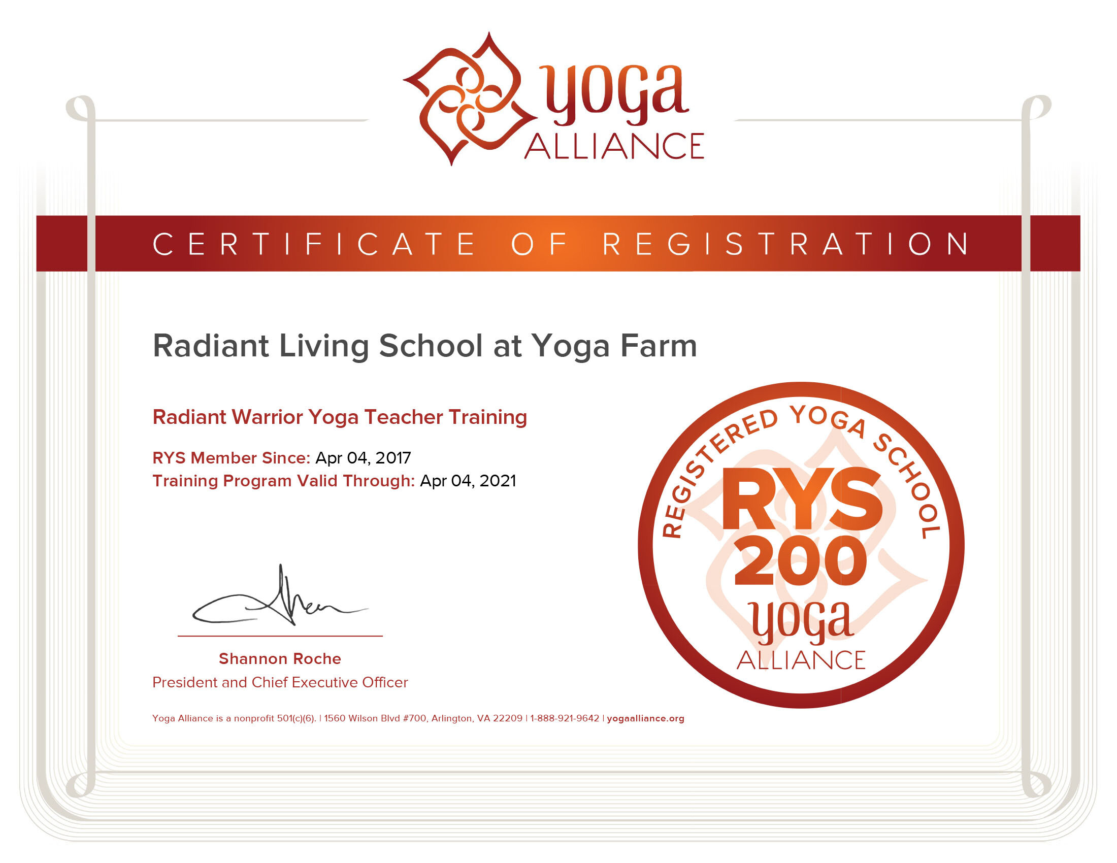 Online Yoga Teacher Training Yoga Farm Ithaca