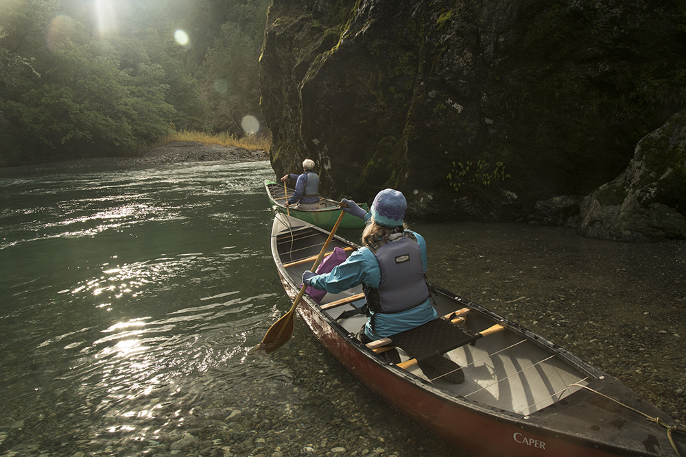 Wild and scenic rivers -