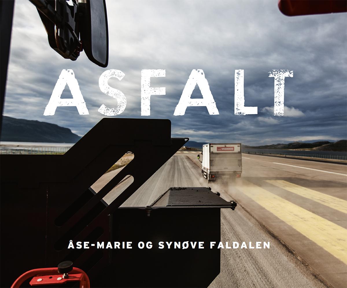 Boken  Asfalt  ble lansert 29.11.2017