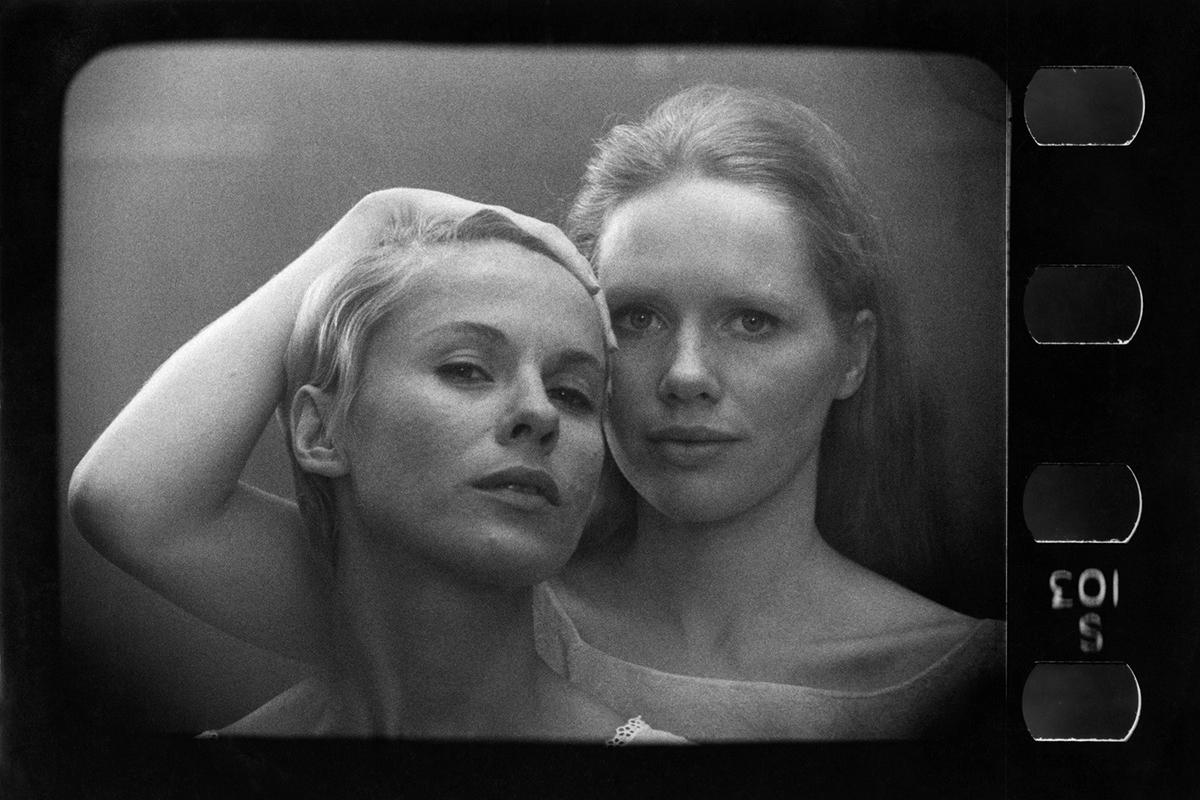 Fra  Persona  av Ingmar Bergman