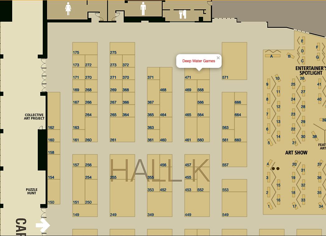 Visit us at Booth 471!
