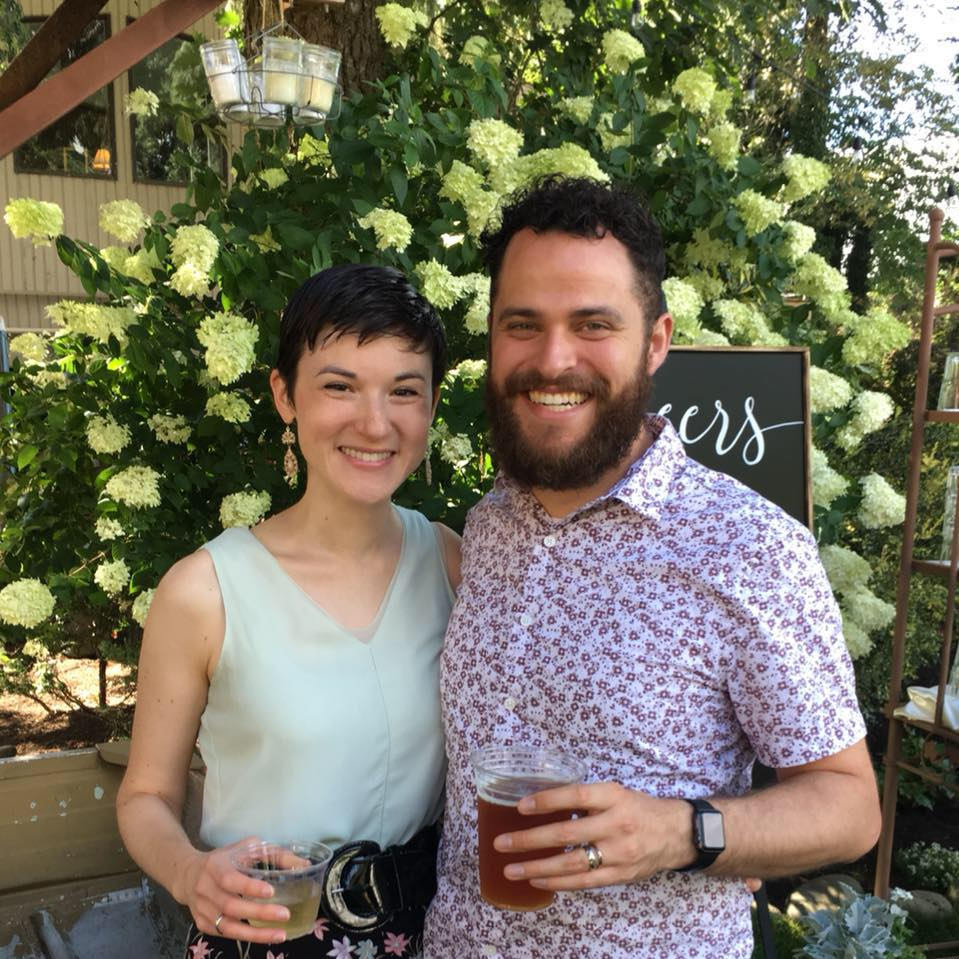Jenny & Adam Connolly-Brown