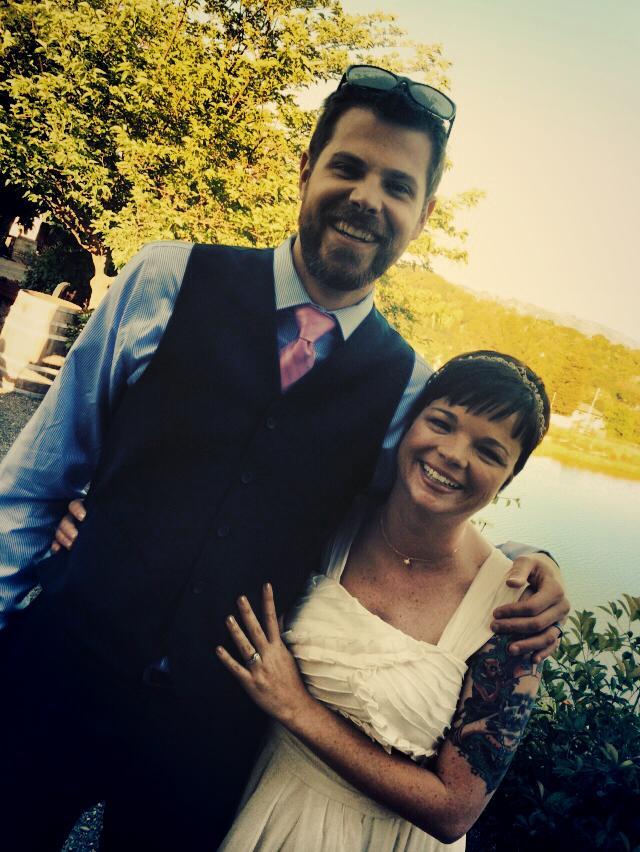 Jason & Megan Margherio