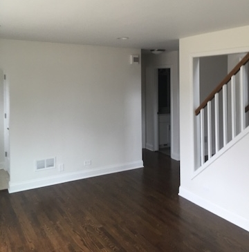 After Photo - Rental Turn in a Park Forest, IL home