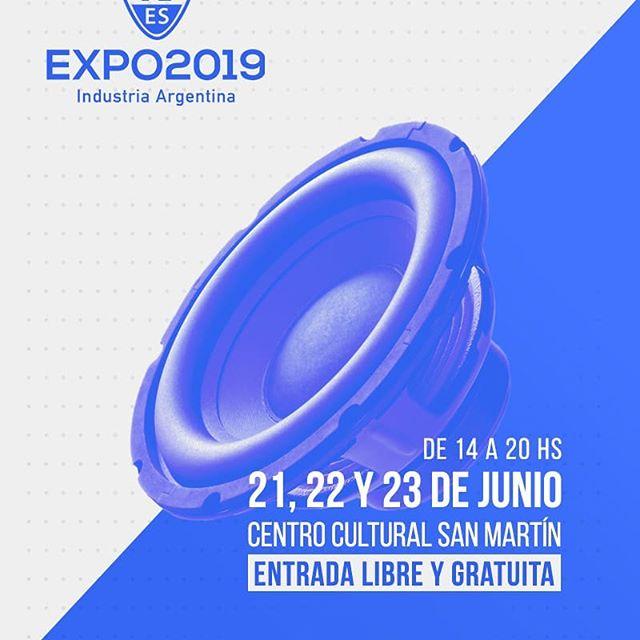 Estamos muy contentos de volver a participar en la Expo de industria Argentina de @aes_argentina  Vamos a estar mostrando MIDI novedades!  La cita es en el @centroculturalsanmartin 21,22 y 23 de Junio .  Los esperamos!  #lumatrueno #muchomasqueuntremolo  #midi  #cafim