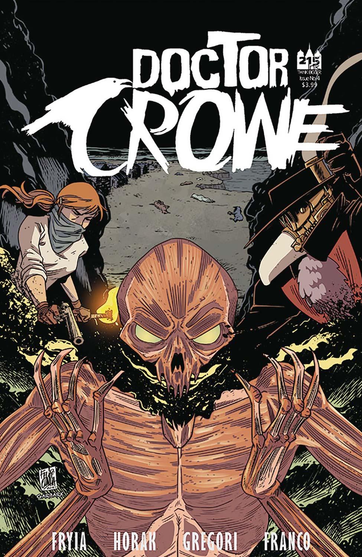 Dr. Crowe Orcadian Devil