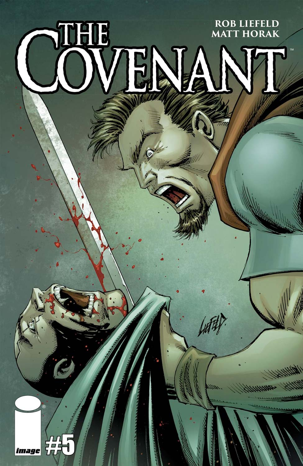 The Covenant #5