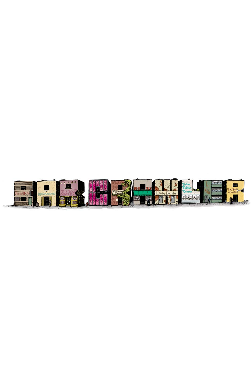 Bar Crawler Logo
