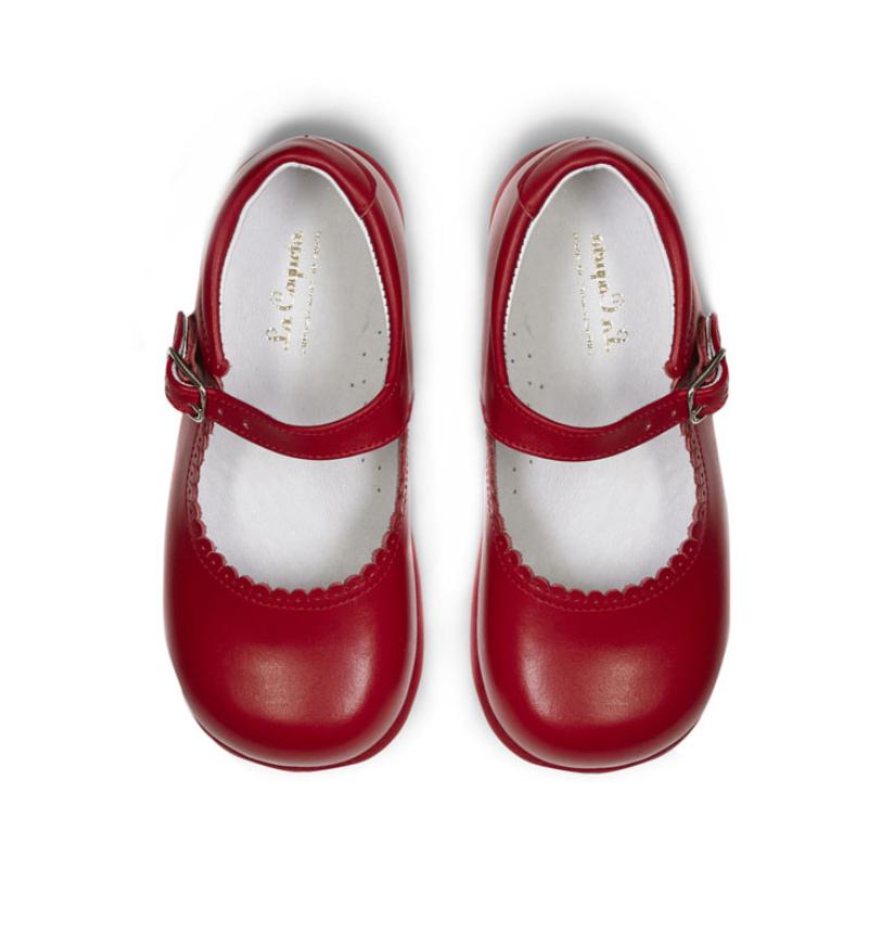 La Coqueta Kids Mary Jane Shoes — Bows