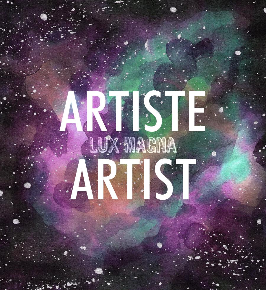 Artistes 2018