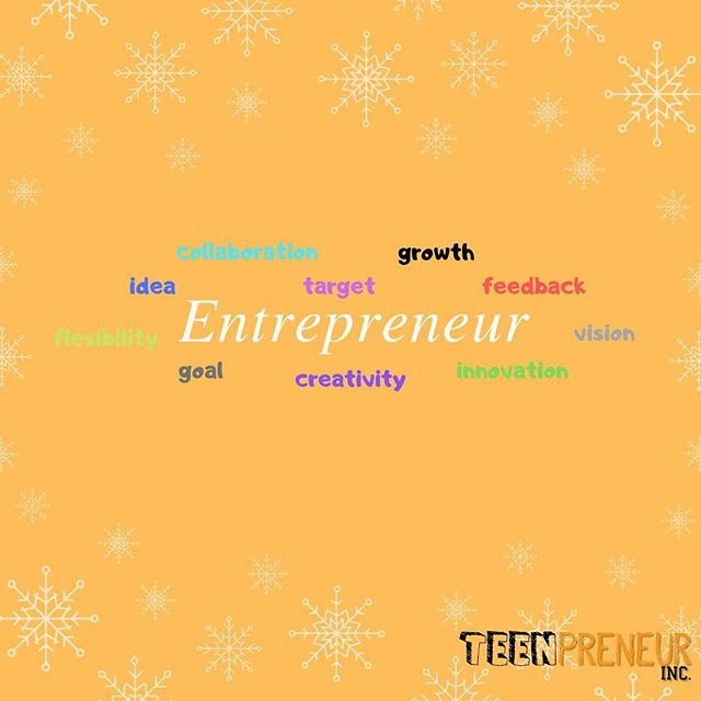 As described via @merriamwebster an entrepreneur is one who organizes, manages, and assumes the risks of a business or enterprise.  But being an entrepreneur entails so much more than just that! An entrepreneur has visions, ideas, goals, and seeks to achieve them using collaboration, creativity, feedback, and innovation!  Become your own entrepreneur with us this summer: August 19th-23rd @icc_of_sj —link in bio for more info! ————————— #entrepreneurship #entrepreneur #business #youth #leadership #teenpreneur #teenpreneurinc