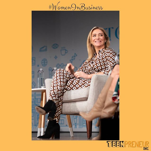 In honor of women's history month, we will be highlighting some revolutionary women in the fields of entrepreneurship & business! •Whitney Wolfe Herd is the CEO and founder of Bumble. Bumble is a social media application (found on both the apple and android stores) which encourages its users to connect with others nearby, whether their intention of use is for dating, networking, or making friends. Bumble has created a new standard in the online dating industry; when a heterosexual pair matches on Bumble, the female must reach out first. Since it's launch in 2014, Bumble has 40 million registered users and counting! -In April of 2018, Wolfe Herd was named in the TIME 100 list! She has also been featured for her work by @businessinsider, @elleusa, @forbes and @wireduk . At only 29 years old, she has made a great name for herself as an entrepreneur and business woman! —————— #entrepreneur #whitneywolfeherd #bumble #teenpreneur #entrepreneurship #business #womenshistorymonth #womeninbusiness