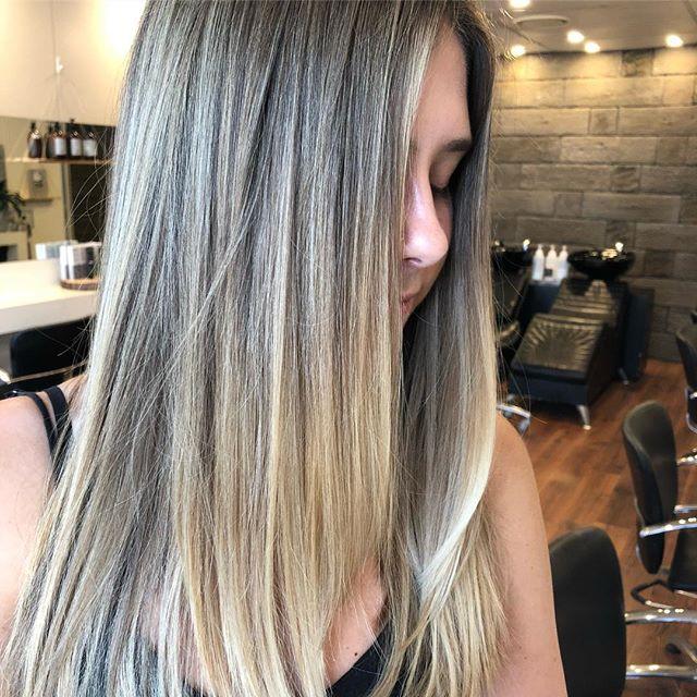 New hair for miss @chloewillard 💁🏼♀️