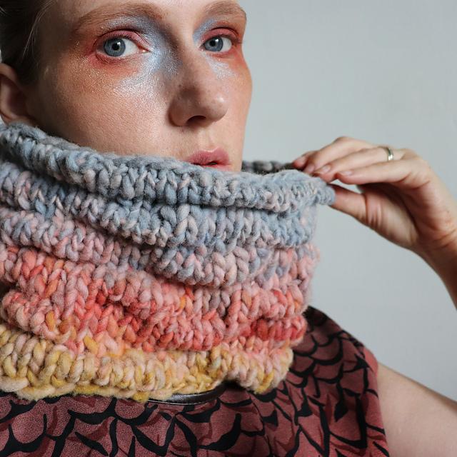 Design utilizing locally farmed/processed wool