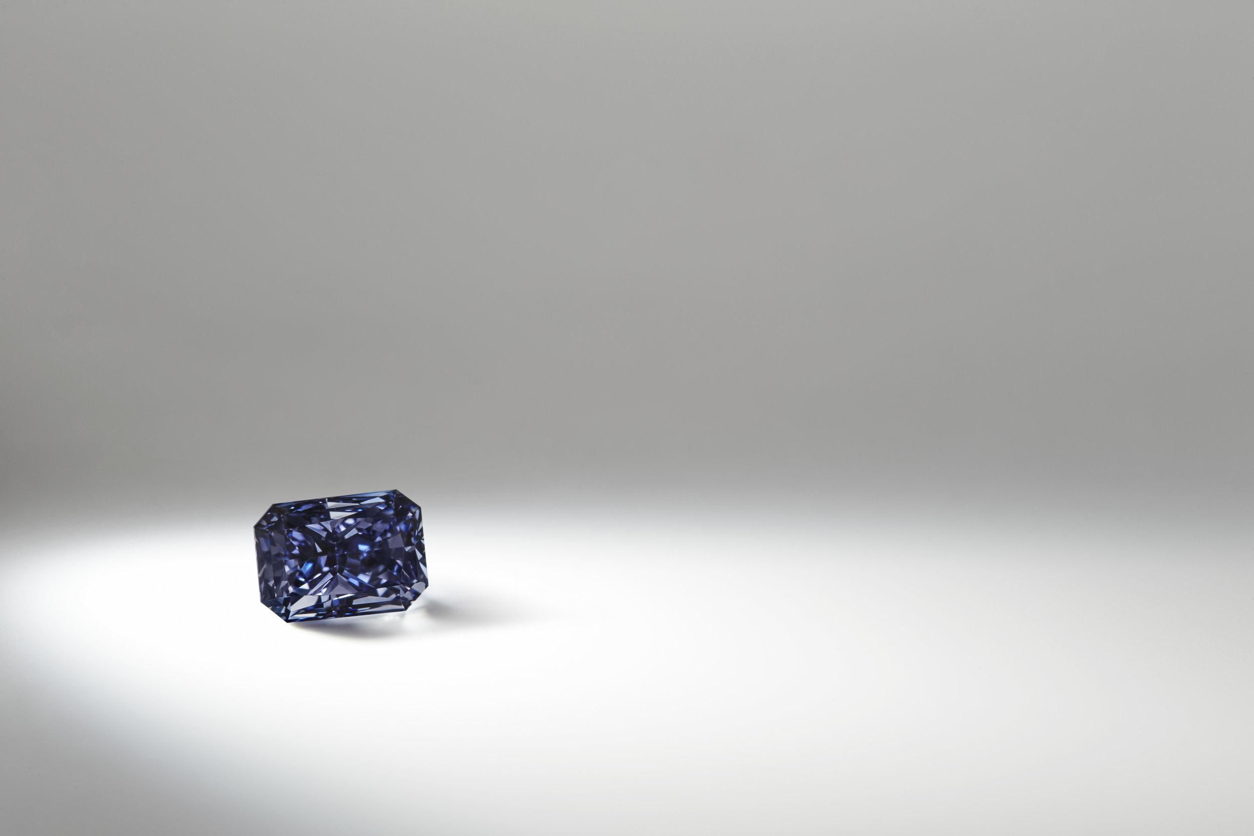 Argyle Liberté - The 0.91 carat radiant known as the Argyle Liberté™ is a remarkable gem from the Argyle mine in Western Australia, part of the 2017 Argyle Pink Diamond Tender.