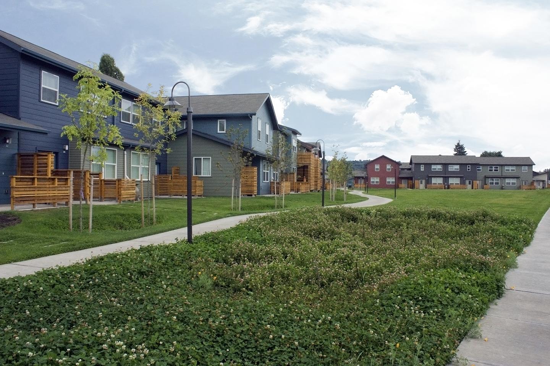 - Client: Catholic Housing ServicesLocation: Centralia, WashingtonCompletion: 2011Project Size: 74 Apartments, 2,500 SF Community Building